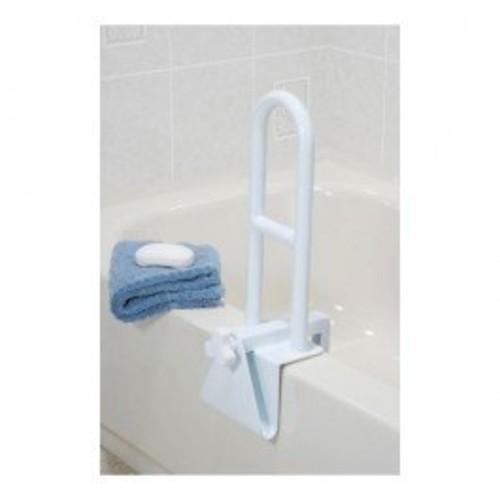 Parallel Bathtub Grab Bar Safety Rail