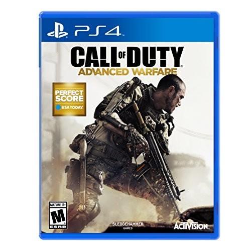 Call of Duty: Advanced Warfare - PlayStation 4 [Disc, Standard, PlayStation 4]
