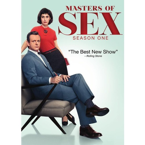 Masters of Sex: Season One [4 Discs] [DVD]
