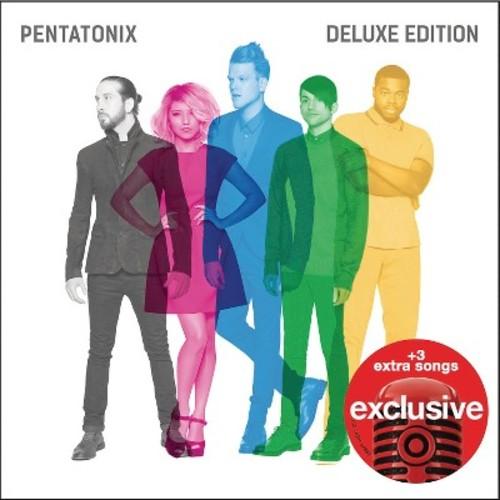 Pentatonix - Pentatonix Deluxe - Target Exclusive