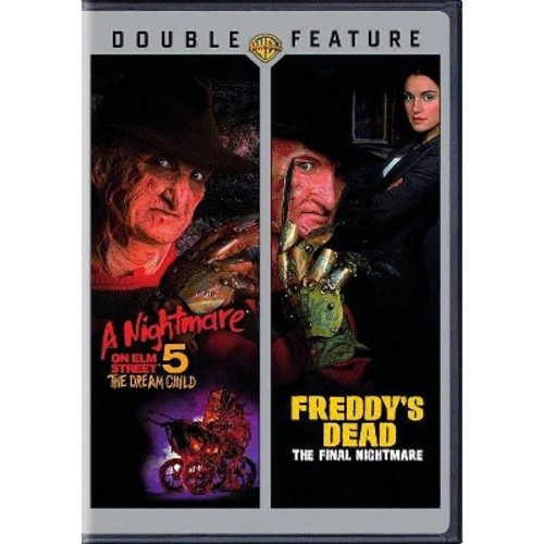 A Nightmare on Elm Street 5: The Dream Child/Freddy's Dead: The Final Nightmare [2 Discs]