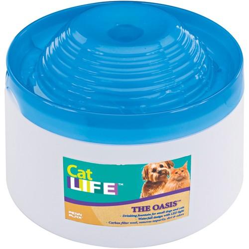 Penn-Plax Cat/Dog Life Pet Water Fountain