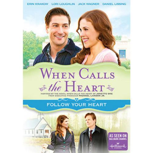 When Calls Heart: Follow Your Heart (DVD)