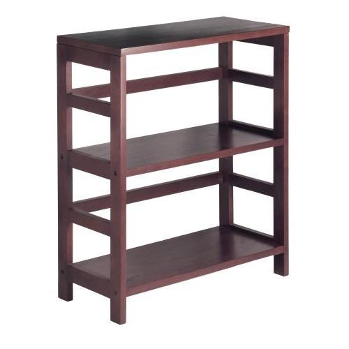 Winsome Wood Shelf, Espresso [Espresso, no basket]