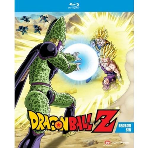 DragonBall Z: Season Six [4 Discs] [Blu-ray]