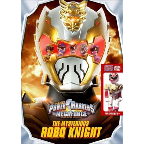 Power Rangers Megaforce: The Mysterious Robo Knight (DVD)