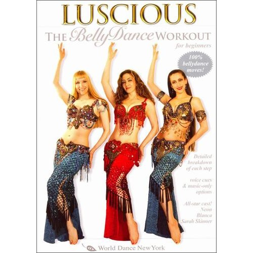 Luscious: The Belly Dance Workout for Beginners [DVD] [2008]