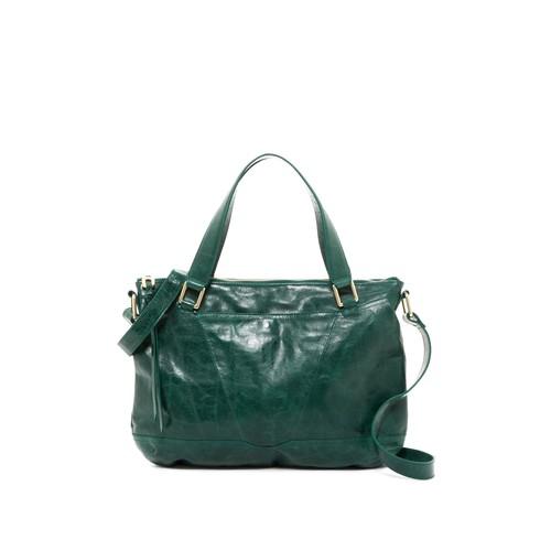 Rhoda Leather Satchel