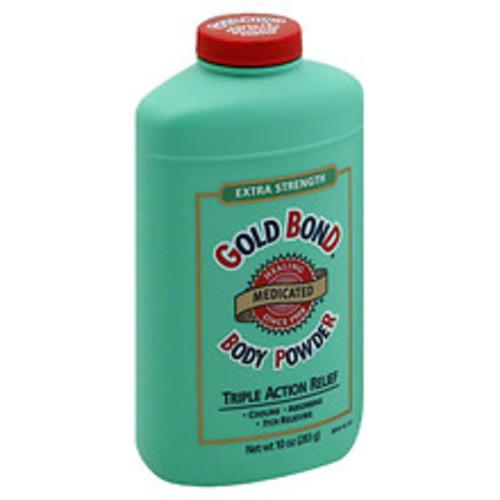 Gold Bond No Mess Powder Spray Fresh Scent with Aloe