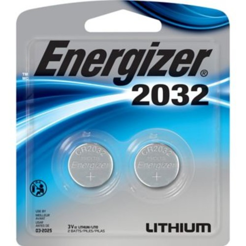 Energizer 2032 Lithium Watch/Electronic Battery