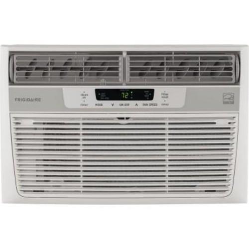 Frigidaire 8,000 BTU 115-Volt Window-Mounted Mini-Compact Air Conditioner with Temperature-Sensing Remote Control