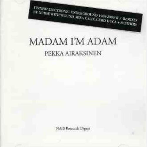 Madam I'm Adam [CD]