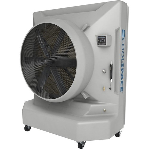 Cool-Space Blizzard-50 Evaporative Cooler  50in., 26,485 CFM, Variable Speed, Model# CS6-50-VD