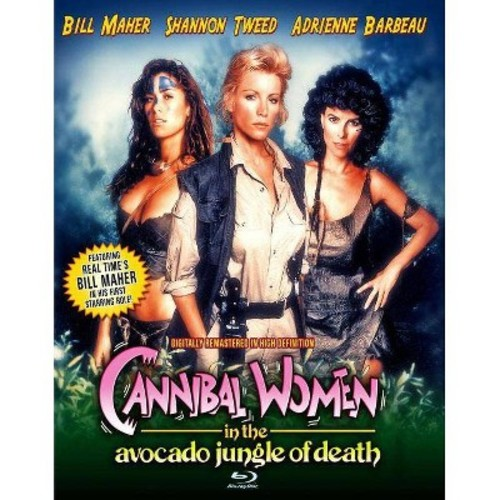 Cannibal Women in the Avocado Jungle of Death [Blu-ray] [1989]