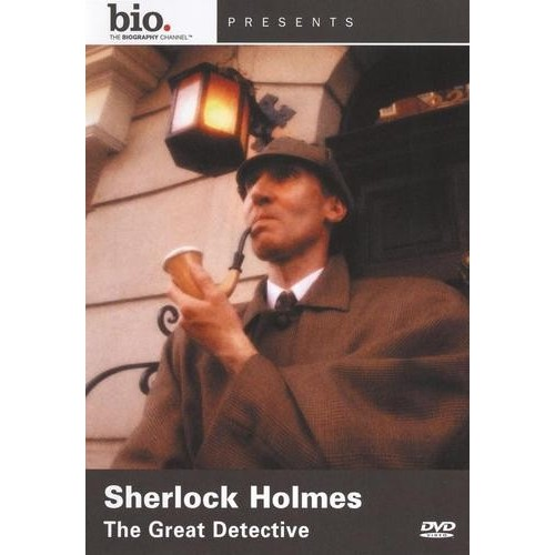Biography: Sherlock Holmes - The Great Detective [DVD] [1995]