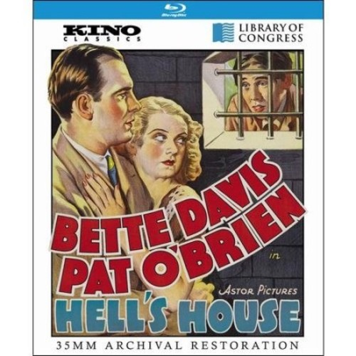 Hell's House [Blu-ray]