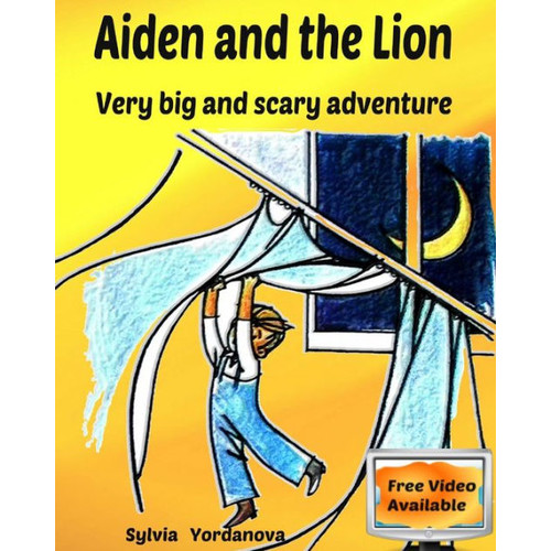 Aiden and the Lion: Very big and scary adventure