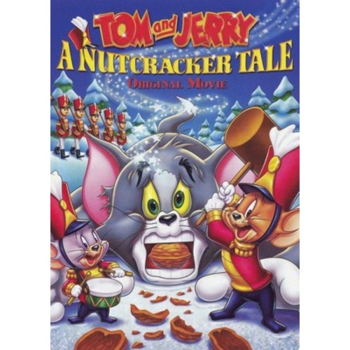 Tom and Jerry: A Nutcracker Tale (DVD)