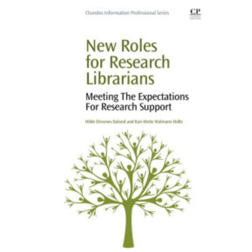 Roles for Research Librarians: Meeting the Expectations for Research Support
