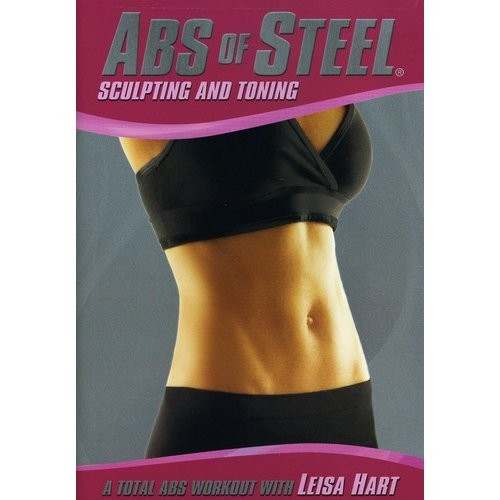 Abs of Steel: Sculpting and Toning [DVD] [2008]