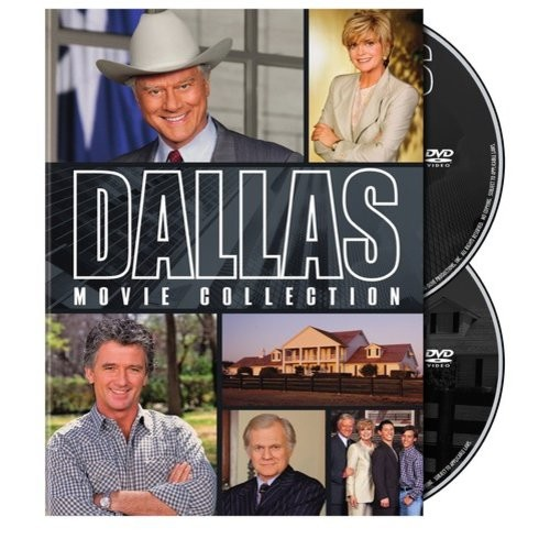 Dallas: The Movie Collection - Dallas: The Early Years / JR Returns / The War Of The Ewings