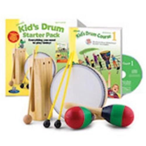 Alfred Kids Drum Course Starter Pack (LFR3322)