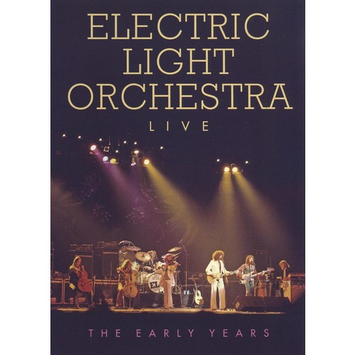 Live: The Early Years [DVD]
