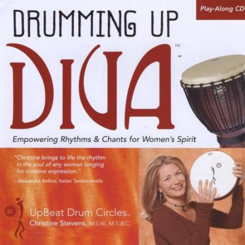 Drumming Up Diva [CD]