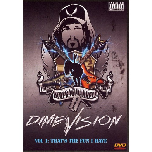 Dimevision, Vol.1: That's the Fun I Have [DVD] [2006]
