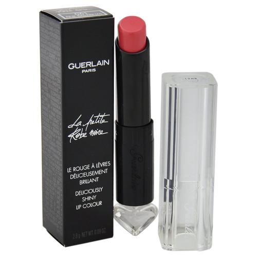 Guerlain La Petite Robe Noire Deliciously Shiny Lip Colour - # 061 Pink Ballerinas by for Women - 0.09 oz Lipstick