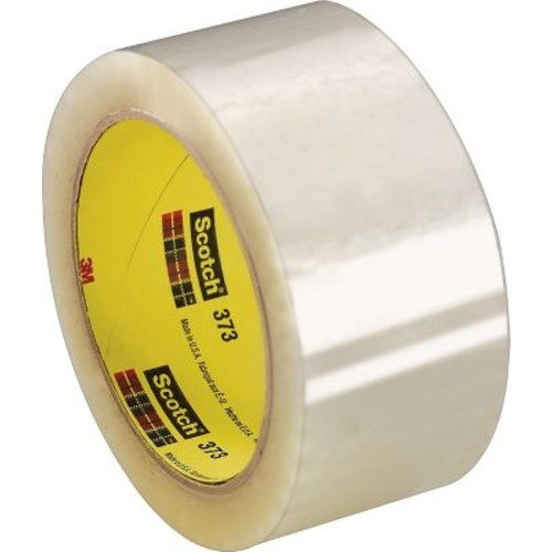 Scotch #373 Hot Melt Packing Tape, 2