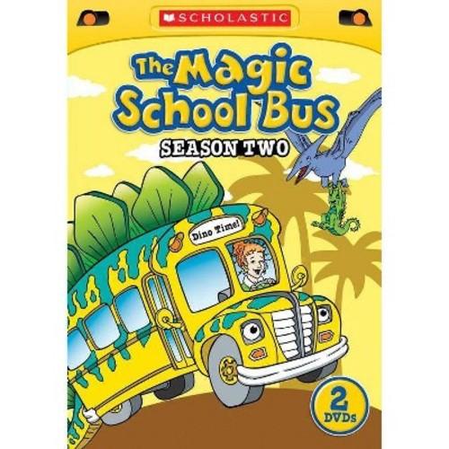 Magic school bus:Season 2 (DVD)