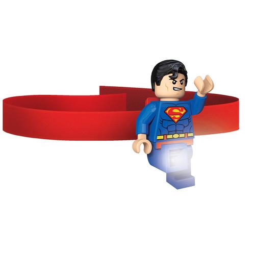 LEGO DC Universe Super Hero Head Lamp