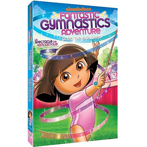 Dora the Explorer: Dora's Fantastic Gymnastics Adventure [DVD]