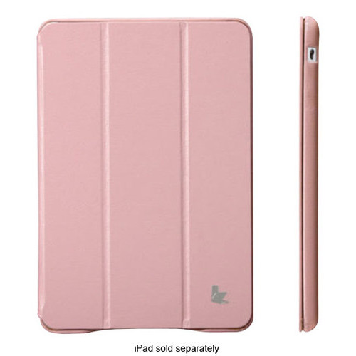 JISONCASE - Classic Smart Cover Case for Apple iPad mini 2 - Pink