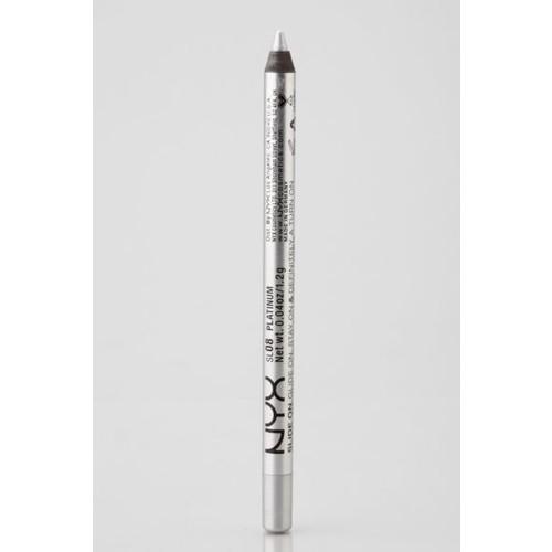 NYX Professional Makeup Slide On Eye Pencil [Platinum]