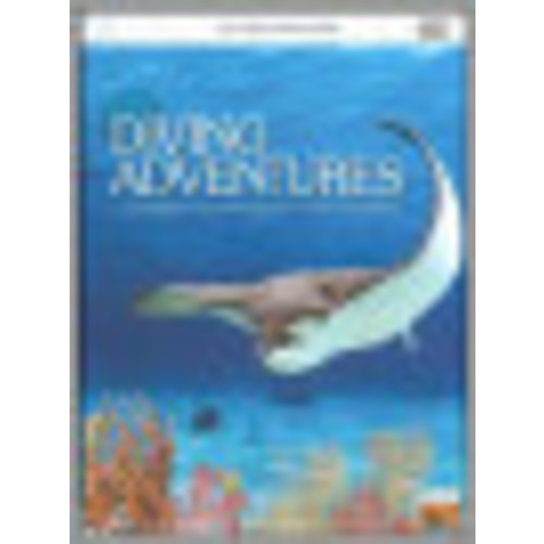 Diving Adventures: 5 Crown Islands of the Pacific [DVD] [English]
