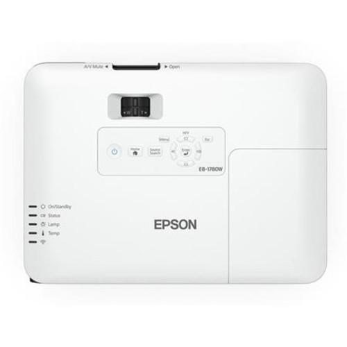 Epson PowerLite 1780W Wireless WXGA 3LCD Projector