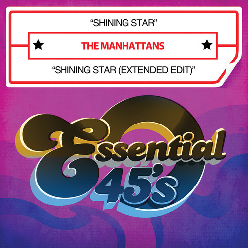 MANHATTANS - SHINING STAR/SHINING STAR (EXTENDED EDIT)