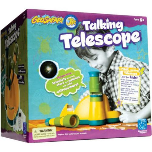 GeoSafari Jr. Talking Telescope by Educational Insights