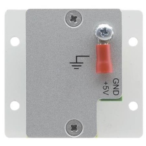 Kramer Electronics W-2UC Wall Plate Insert Dual USB Charger W-2UC