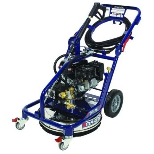 Makinex 2,500 psi 2.5 GPM Gas Dual Pressure Washer