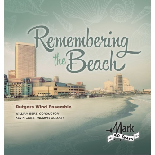Remembering The Beach - CD