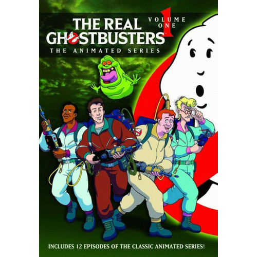 Real Ghostbusters: the Animated Series - Volume 1