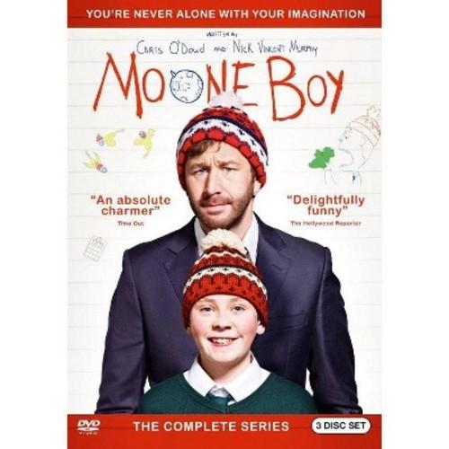 Moone Boy: The Complete Series (3 Discs) (dvd_video)