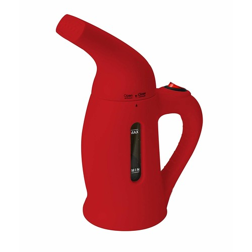 Sunbeam SB51R Handheld Compact Garment Steamer Red [Red]