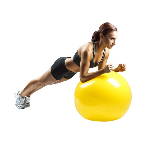 Weider 55cm Stability Exercise Ball