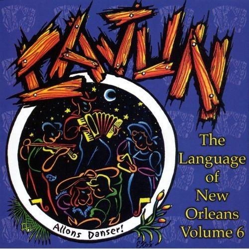 Vol. 6-Cajun CD