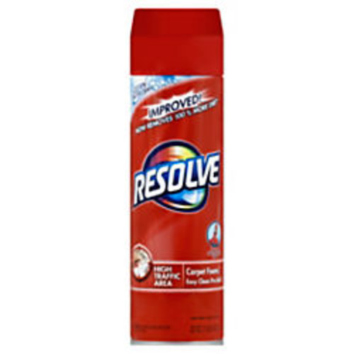 Resolve Foam Carpet Cleaner, 22 Oz.