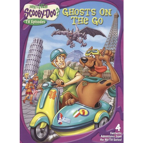 What's New, Scooby-Doo?, Vol. 7: Ghosts on the Go (DVD) (Eng/Fre/Spa)